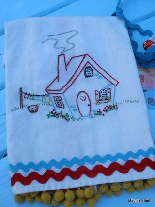 Jill towel