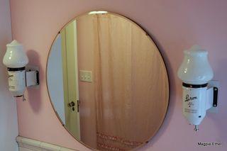Barhroom mirror