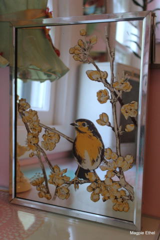 Bird mirror two